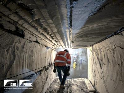 Image absente - [SAVOIE] Creusement d'un tunnel de sécurité parallèle au tunnel du Fréjus existant