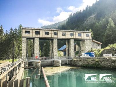 Image absente - [TIGNES] Modernisation du barrage des Brévières (73)