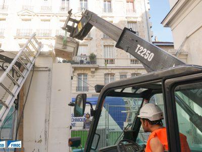 Image absente - Prologis – 52 rue de la Pompe Paris